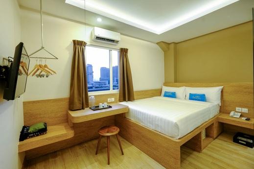Desatu Hotel Medan - Premium Double