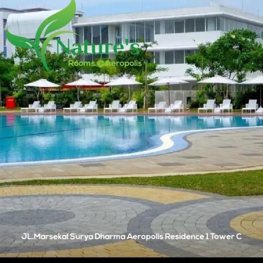 Nature's Room @ Aeropolis Tangerang - Hotel Around
