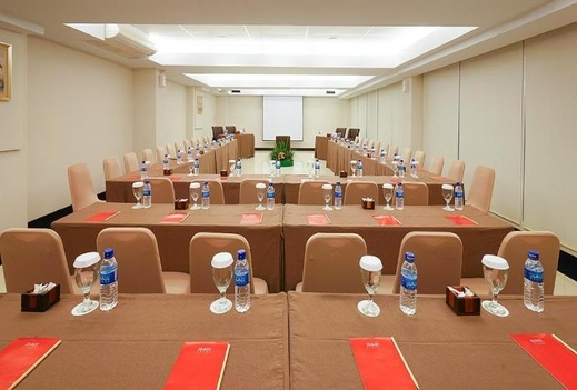 Grage Hotel  Cirebon - Meeting Room
