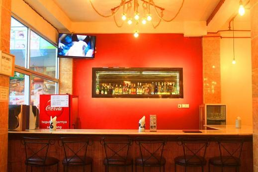 Sayang Maha Mertha Hotel Bali - Bar
