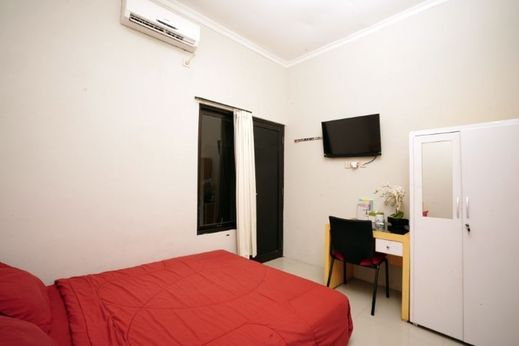 D'Paragon Pamela 3 Yogyakarta - Bedroom