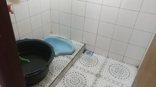 Hotel Teratai Putih Banyumas - Bathroom
