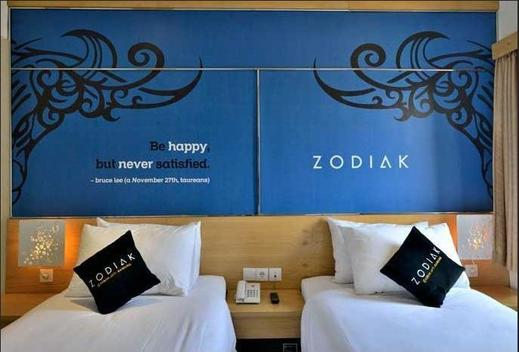 Zodiak Kebonjati by KAGUM Hotels Bandung - Superior Twin