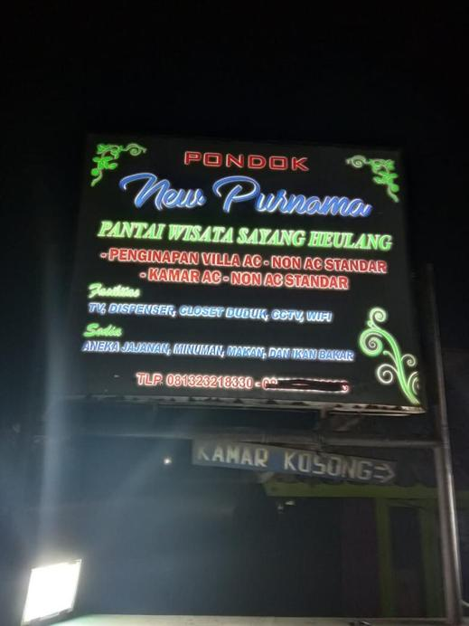 Pondok New Purnama Garut - Exterior