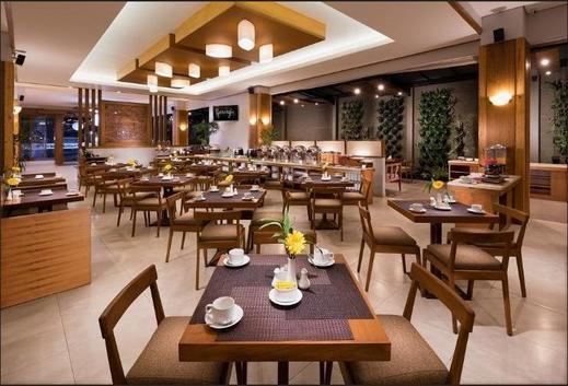 Hemangini Hotel Bandung Bandung - Restaurant