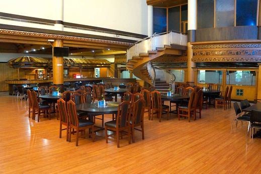 Hotel Kapuas Palace Pontianak Pontianak - Food Court