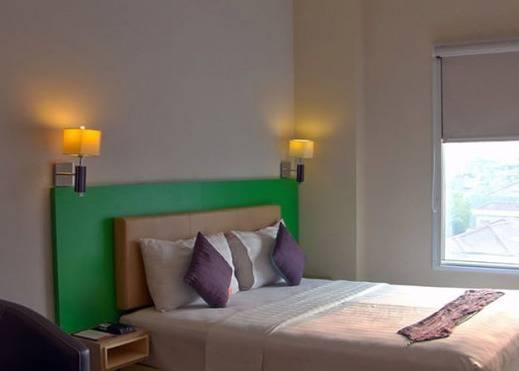 NIDA Rooms Sawah Besar Pasar Baru - Kamar tidur