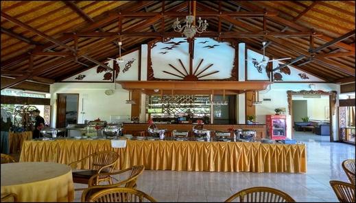 Surya Transera Beach Hotel Pangandaran Pangandaran - interior
