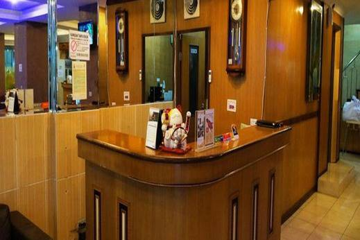 Hotel Alfa Star Palembang - Resepsionis