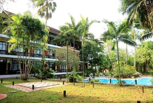Mesra Alamanda Hotel Samarinda - Exterior