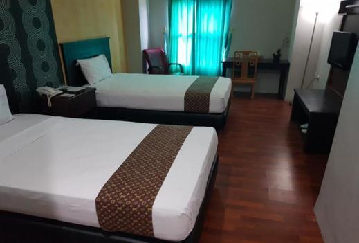 Corner Palace Hotel Ternate - Guest room