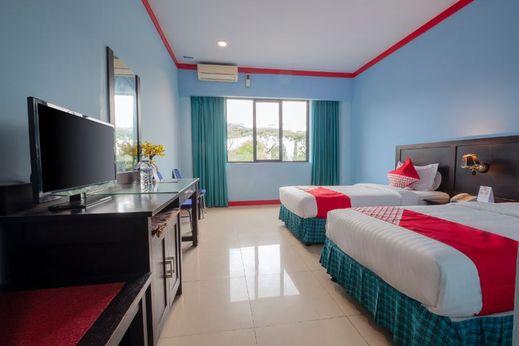 OYO 1633 Hotel Darma Nusantara Maros - Bedroom D/T