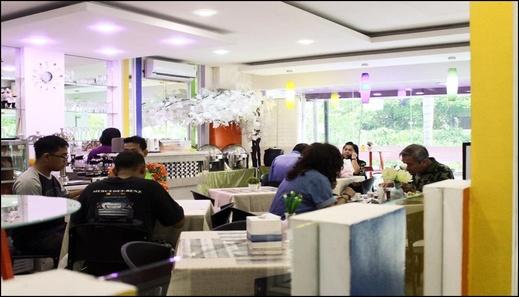 Hotel Sanrina Jakarta Jakarta - interior