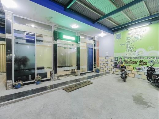 RedDoorz near Taman Samarendah Samarinda - Exterior