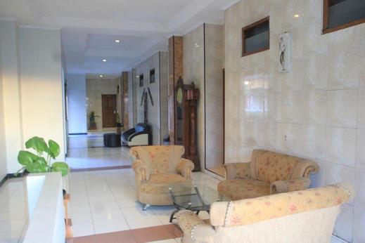 Pesona Enasa Merak Hotel Cilegon - KORIDOR