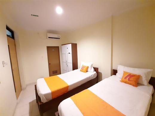 Nusalink Near Cengkareng Jakarta - Kamar Tidur