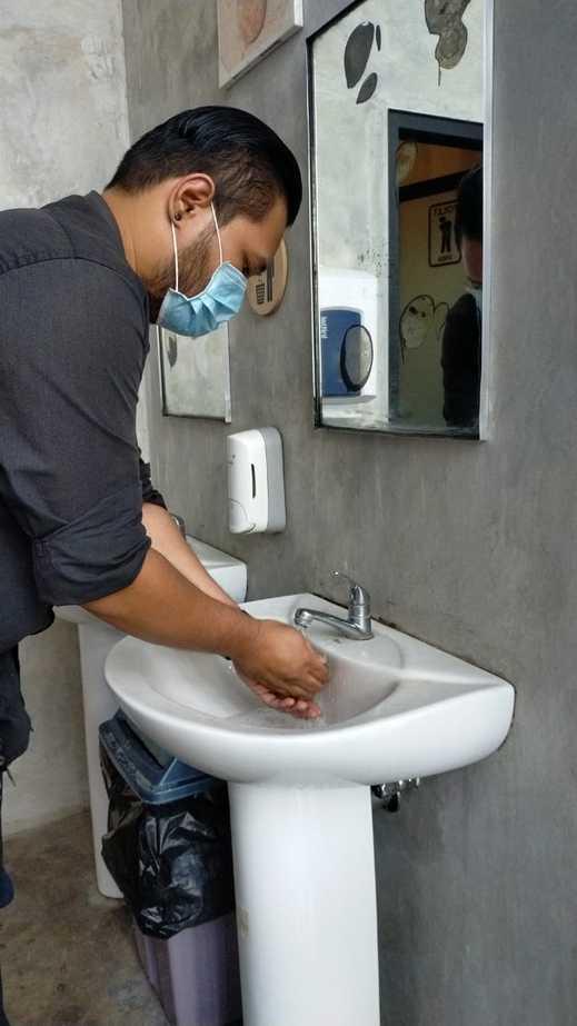 HTC Hostel (not active) Semarang - Hygiene