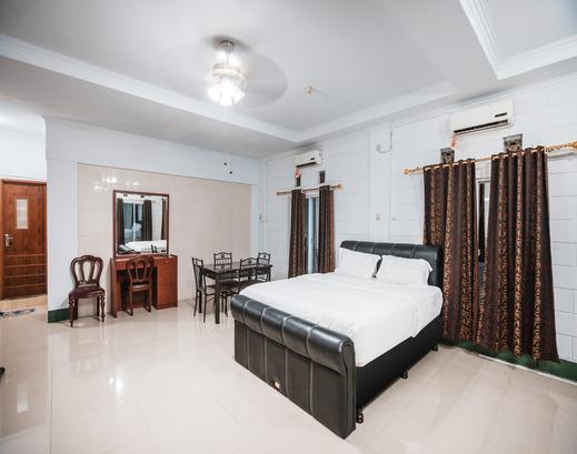 Losmen Cikuda Bogor - Bedroom