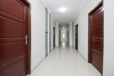 Airy Eco Syariah Gatot Subroto Barat 45 Banjarmasin - Corridor