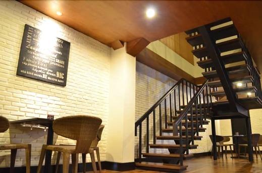 Emersia Hotel Lampung - Coffee Shop