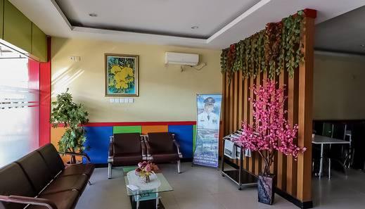 NIDA Rooms Tampan Hj Soebrantas Tampan Pekanbaru - Interior