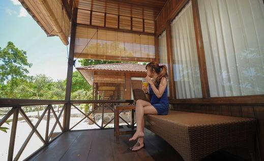 Sylvia Beach Villa Flores -