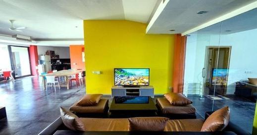 Cozy Bobo Hostel Bali - Facilities