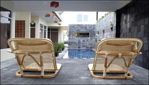Green Leaf Guest House Yogyakarta - interior
