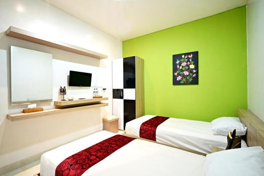 D'Pande Guest House Bali - Bedroom
