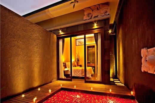 The Canggu Boutique Villas & Spa Bali - Kolam Renang