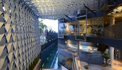 IZE Seminyak Bali - Pool Deluxe