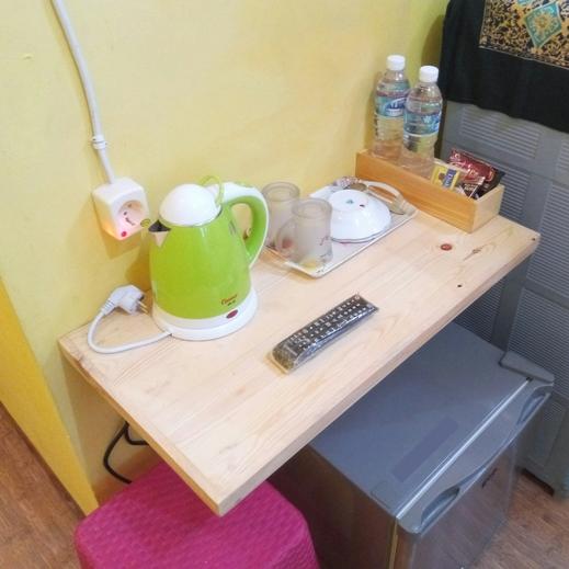 Ajie Boarding House Syariah Palembang - Minibar