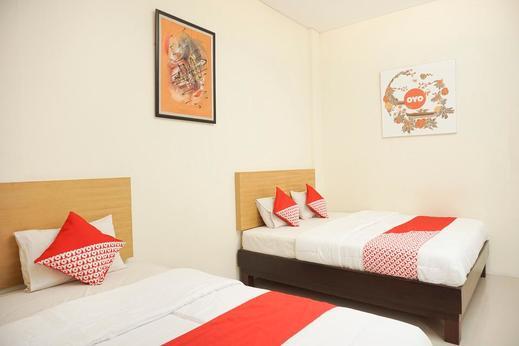 OYO 441 Namira Hotel Syariah Yogyakarta - Bedroom