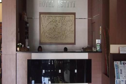 Hotel Astiti Kupang - Resepsionis