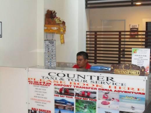 Tune Hotel Kuta Bali - (14/May/2014)