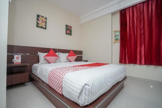 OYO 536 Homestay 82 Syariah Palembang - Bedroom