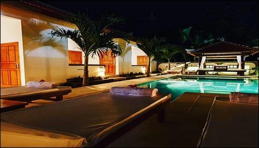 Villa Krastawa Bali - pool