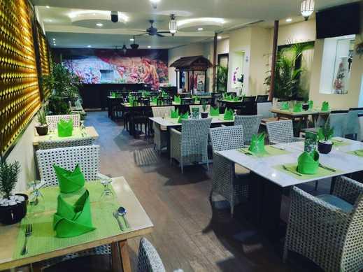 Green Bamboo Residence Jakarta - Restaurant
