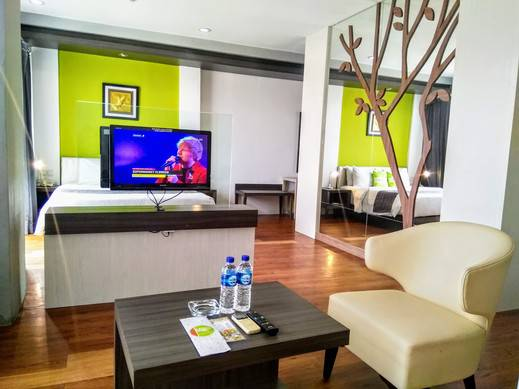 Hotel Victoria River View Banjarmasin - Suite