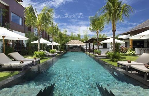 Villa Anam Bali - Kolam Renang