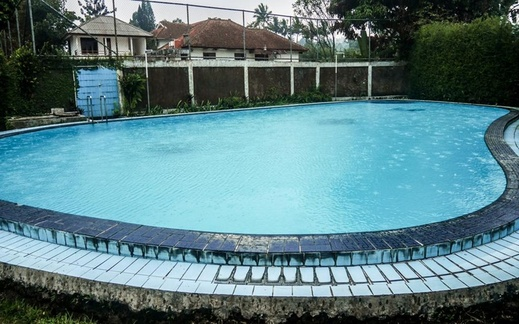 Villa Sidoramai Puncak - Pool