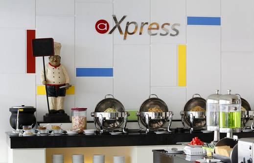 Amaris Hotel Serang - Restoran