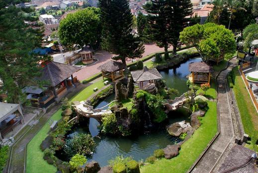 Hotel Purnama Malang - Fisihing Pond
