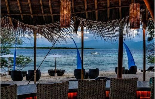 Karma Reef Lombok - Hangout
