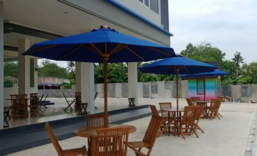 The Holiday Guesthouse Belitung - Exterior