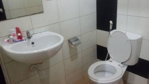 NIDA Rooms Pearl Pangkal Pinang Bangka - Kamar mandi