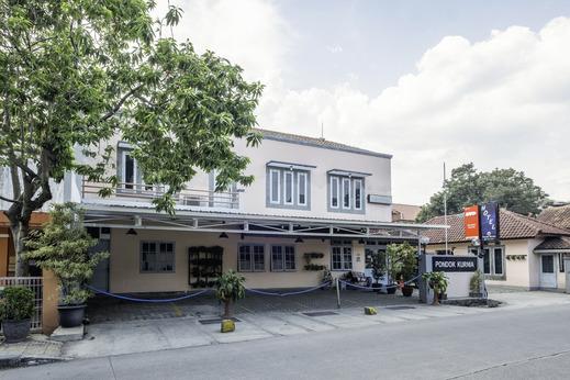 OYO 1736 Pondok Kurnia Bandung - Facade