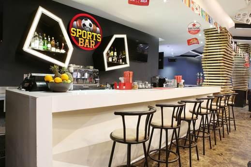 Fashion Hotel Legian - Sports Bar
