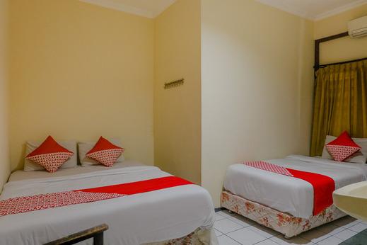 OYO 1851 Hotel Malang Malang - BEDROOM SU T