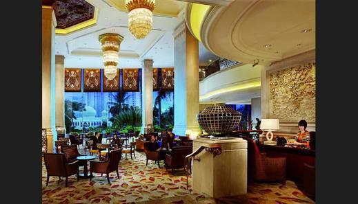 Shangri-La Hotel Jakarta - Lobby Lounge